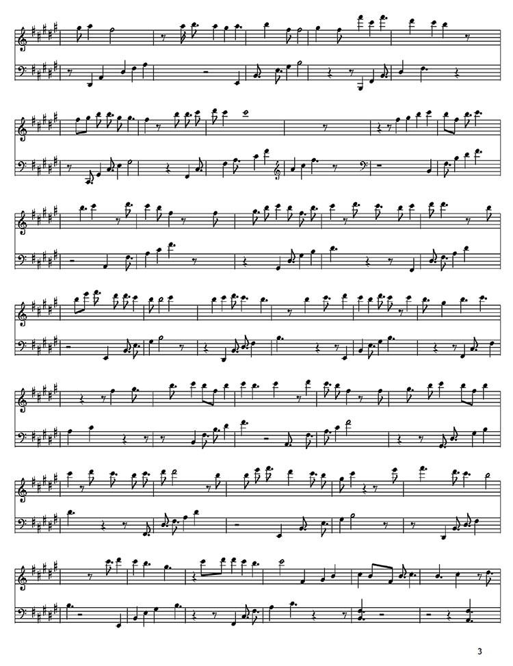 piano-sheet-chieu-hom-ay-3