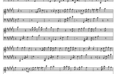 piano-sheet-chieu-hom-ay
