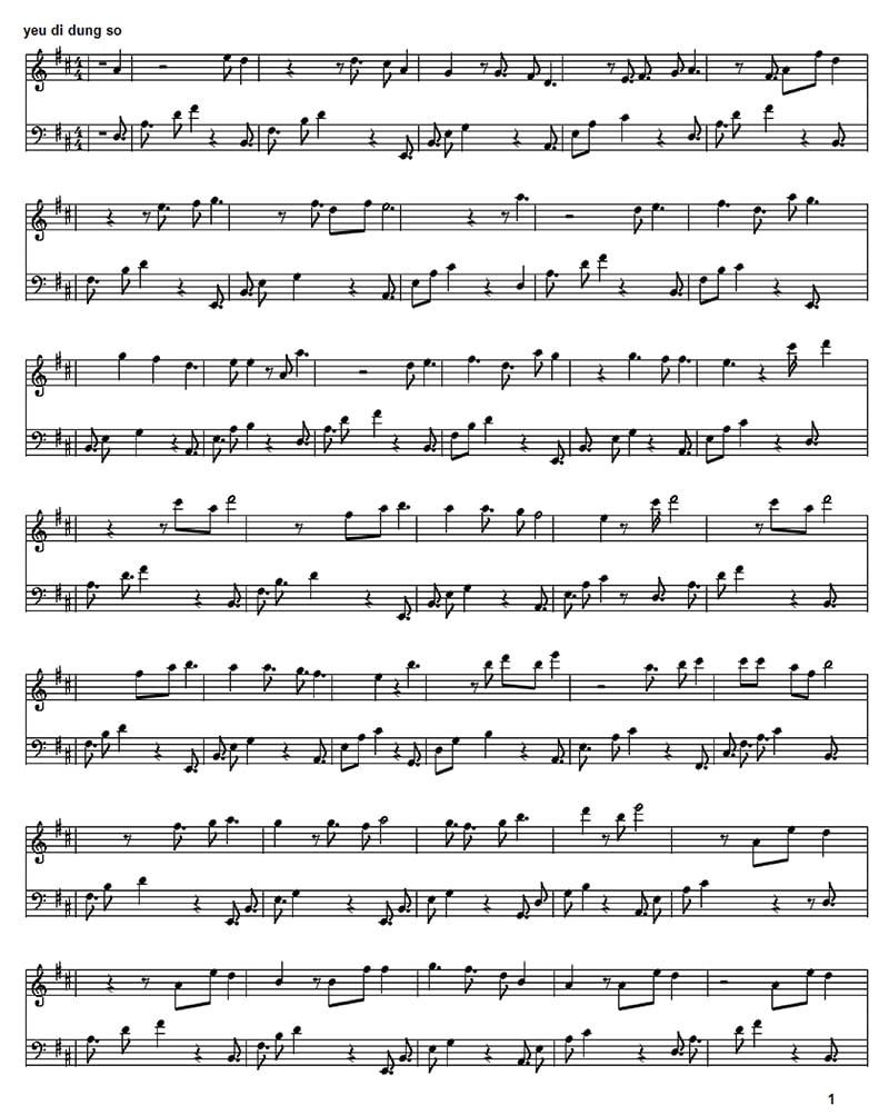piano-sheet-yeu di dung so