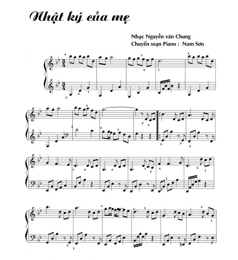 piano-sheet-nhat-ky-cua-me