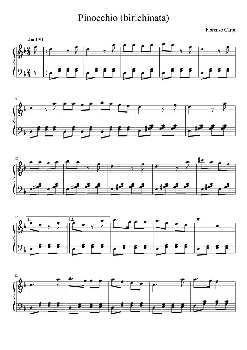 piano-sheet-pinocchio-zero9-2