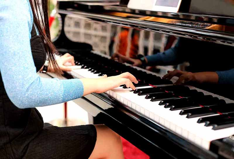 Địa chỉ trung tâm dạy học đàn piano tại các quận TpHCM